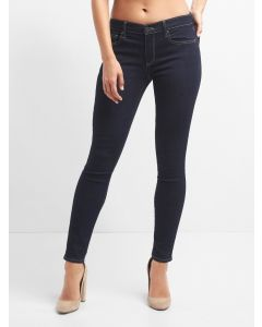JEANS TRUE SKINNY RINSE MUJER