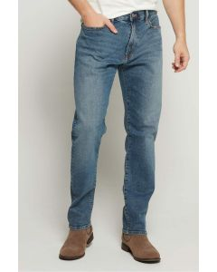JEANS ATHLETIC STRAIGHT HOMBRE