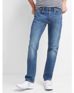 JEANS SLIM FADED MEDIUM HOMBRE