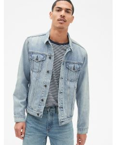 CASACA ICON DENIM LIGHT HOMBRE