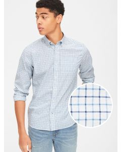 CAMISA HOMBRE LIVED-IN STRETCH POPLIN