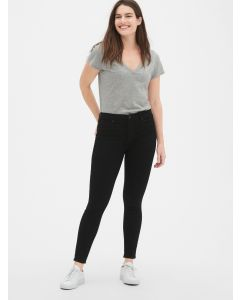 JEANS MID RISE TRUE SKINNY MUJER