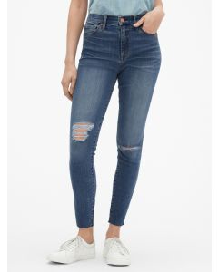 JEANS LEGGING ANKLE TIRO ALTO DAISY MUJER