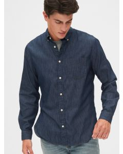 CAMISA JEANS HOMBRE