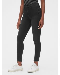 JEANS HIGH RISE MUJER