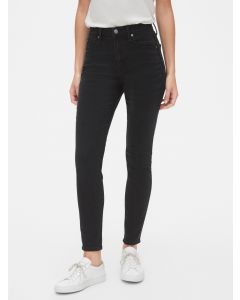 JEANS HIGH RISE TRUE SKINNY MUJER