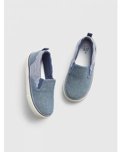 ZAPATILLA CHAMBRAY STRIPE TODDLER NIÑO