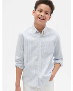 CAMISA STRIPE OXFORD NIÑO