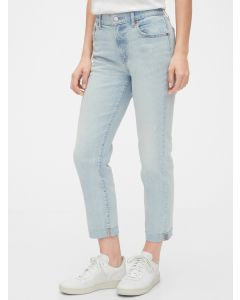 JEANS MID RISE GIRLFRIEND MUJER