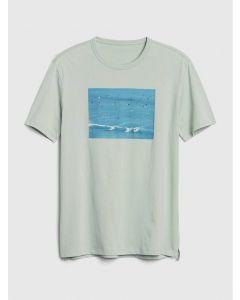POLO GRÁFICA OCEAN T HOMBRE