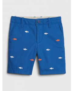 SHORT PRINT TODDLER NIÑO