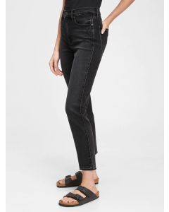 JEAN HIGH RISE CIGARETTE JEANS MUJER