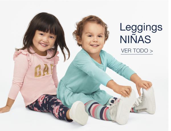leggings niñas