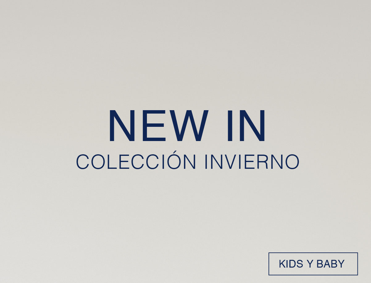 NEW IN KIDS Y BABY