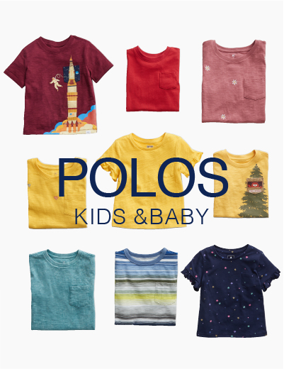 POLOS KIDS Y BABY