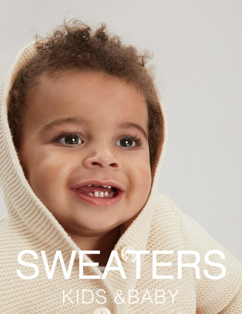 SWEATERS KIDS Y BABY