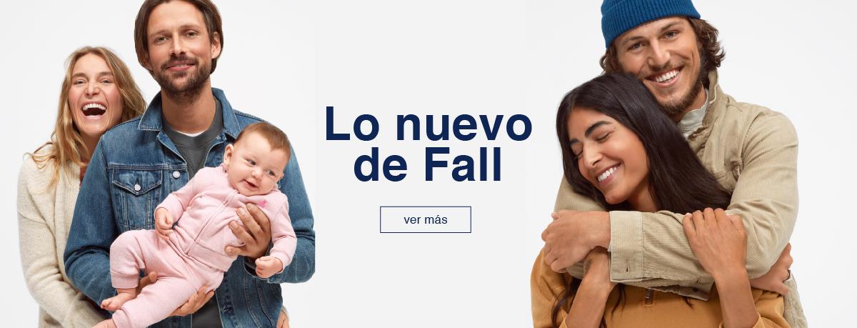 Lo nuevo de Fall